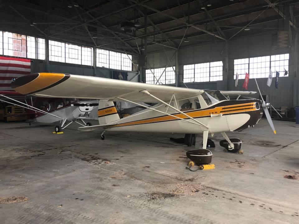 1947 Cessna 140 | Raffle Creator